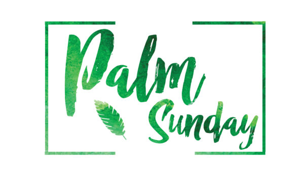 Palm Sunday 2018